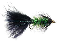 Wooly Bugger Cactus Chenille Fluo Green 6