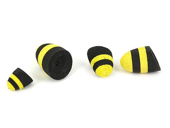 BEE POPPER BODIES hotfly - 5 pc.