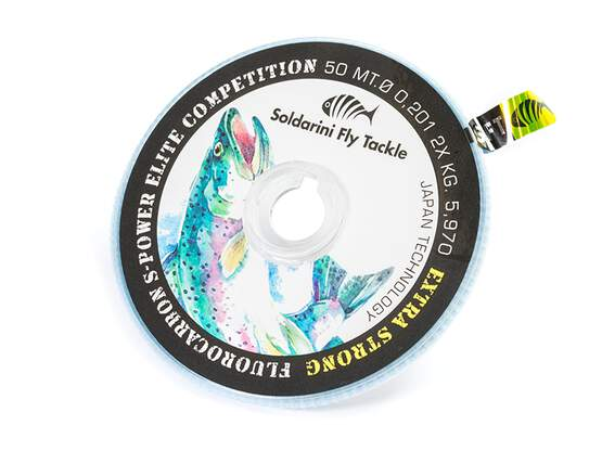 Fluorocarbon sft S-POWER ELITE COMPETITION - 50 m