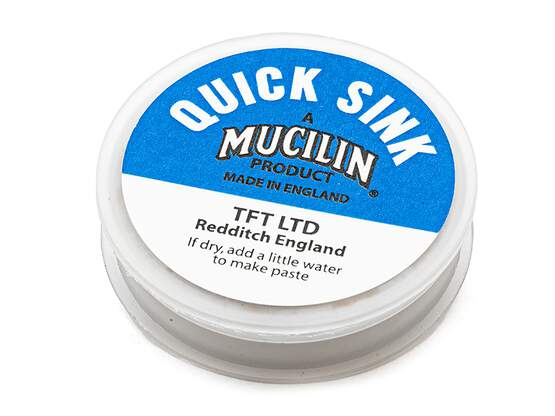 QUICK SINK mucilin - Paste zum Entfetten