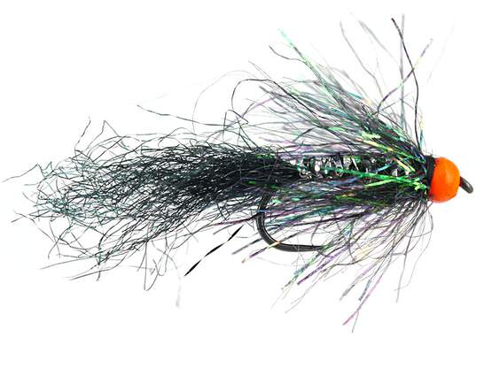 Ales TG Black Trout Streamer BL
