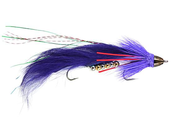 Articulated Purple Wolvering
