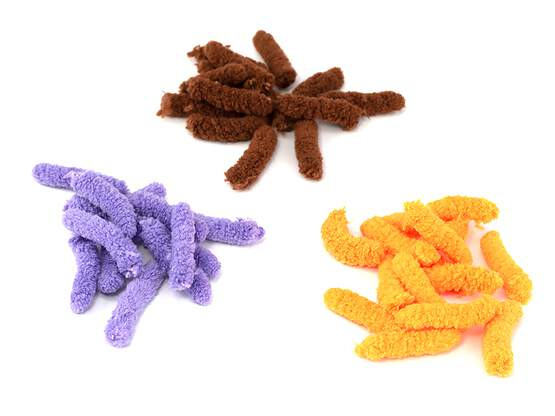 MOP FLY BODIES hotfly - 20 pc.