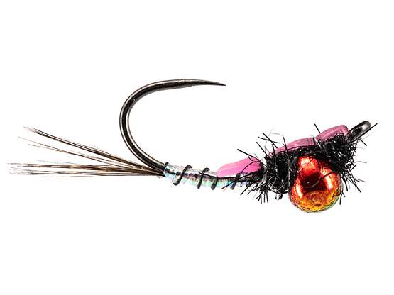Rainbows Friend White Pearl Jig Off TG BL