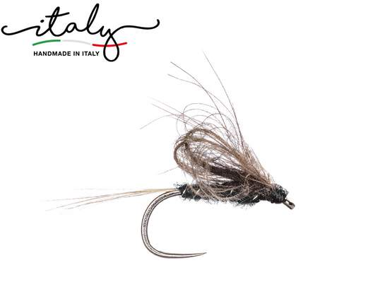 Ales Loopwing CDC Emerger BL Black