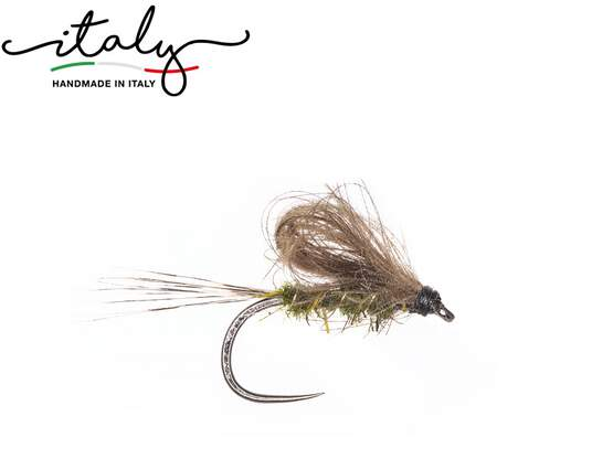 Ales Loopwing CDC Emerger BL Dark Olive