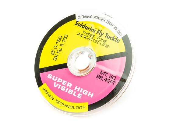Euronymph-Sichthilfe sft NEW 3 TONE INDICATOR LINE - gelb...